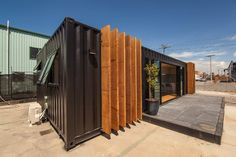 Cubular Container Buildings