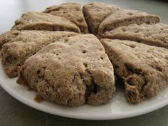 Sprouted Spelt Scones - now if I can just replicate the Whole Foods Glorious Morning scone flavor...
