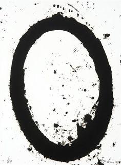 Richard Serra, MOCA Print (from The MOCA Portfolio)