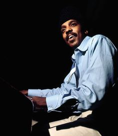 Lonnie Smith during his Turning Point session, Englewood Cliffs NJ, January 3 1969 (photo by Francis Wolff) Francis Wolff, Jazz Cat, Cool Jazz, Any Music, Jazz Musicians, Types Of Music, Blues, Englewood Cliffs, My Love