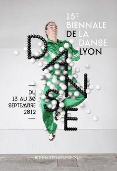 Biennale de Danse de Lyon - Identité - Les Graphiquants