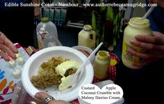 Edible Sunshine Coast Event - Nambour Sunshine Coast Markets, Coconut, Events, Breakfast, Desserts, Food, Morning Coffee, Tailgate Desserts, Deserts