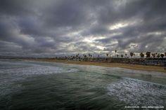 OB Beach  Ocean beach, San diego, southern California