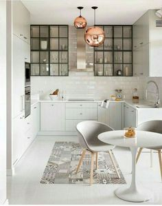 Luxury Kitchens - Regardless of whether you're planning for a move to another house or you essentially need to a kitchen redesign, these astounding kitchen Minimalist But Luxurious Kitchen Design thoughts will prove to be useful. Farmhouse Kitchen Cabinets, Kitchen Cabinet Doors, Kitchen Tiles, Kitchen Flooring, New Kitchen, Kitchen Interior, Kitchen Decor, Room Interior, Glass Cabinets