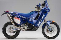 Dakar 2007 KTM