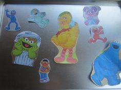 Magnet boards - cookie sheet
