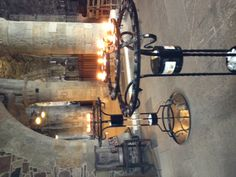 Iona Abbey, Iona, Scotland. In the Prayer Chapel