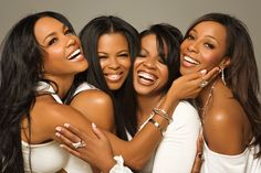 Group of Black Women   ... , who could forget the illustrious and beautiful girls of En Vogue