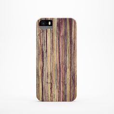 iPhone 5 Case Holz iPhone 5 s RS bunte iPhone 6 von OvercaseShop