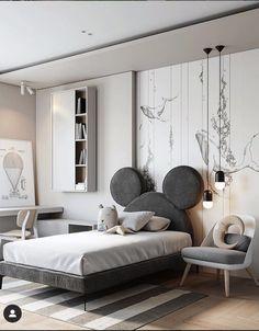 Kids Bedroom Designs, Baby Room Design, Home Room Design, Creative Kids Rooms, Cool Kids Rooms, Girl Room, Room Inspiration, Bedroom Decor, Decoration