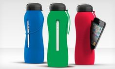 Groupon - AdNArt Beat Bottle for iPhones. Multiple Colors Available. Free Returns. in Online Deal. Groupon deal price: $13.99