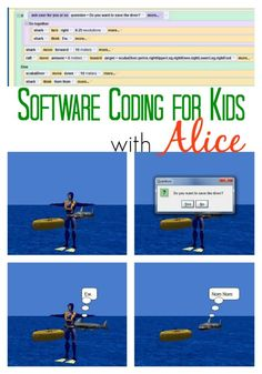 Software Coding for Kids