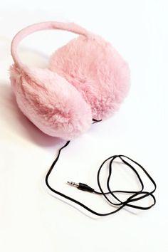 Kuuloke-korvaläpät -Vaaleanpunainen | Cybershop