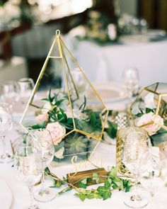 18 Inventive Ways to Incorporate Terrariums Into Your Wedding Décor