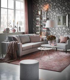 Vardagsrummet från Mio Möbler – Interiorstories