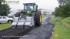 How to effectively rehabilitate old asphalt roads in a Time & Cost Efficient manner ?  www.soilsolutions.com