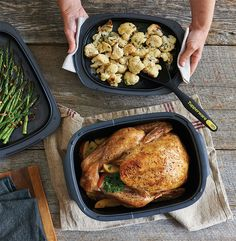 UltraPro Ovenware. Made from lightweight material that will change what you think is possible, UltraPro Ovenware is safe for the oven, microwave, fridge and freezer. It's gorgeous on the table and is ridiculously easy to clean.