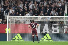 Andrea Belotti of Torino FC during the Serie A match between Juventus and Torino FC on September 23, 2017 in Turin, Italy.