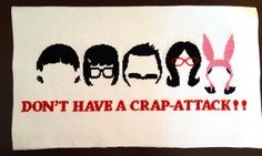 bob's burgers cross stitch - Google Search