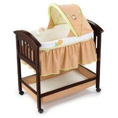 Cuna De Madera Con Moises De Lujo Summer Infant Oferta - $ 3,729.00 en MercadoLibre