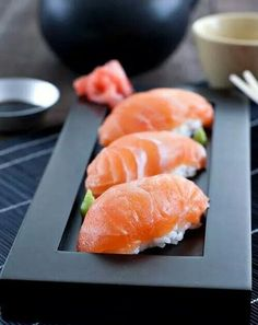 Nigiri #salmon,  #china  japan