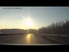 Incredible meteor strike caught on video- Russia [HD]