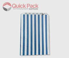 Quality Paper Candy Sweet Striped Bags For Party Gift