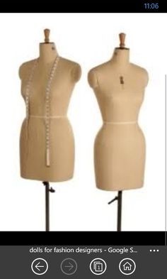 For all your mannequin