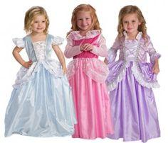 Create Your Own Princess Dresses Set