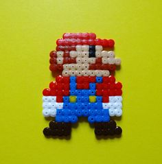 MARIO: 6cm x 8cm    Theres something for everyone (I take custom orders too) and an accessory to match.  Each design is handmade by me using a
