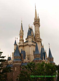 Tokyo Disney Land!