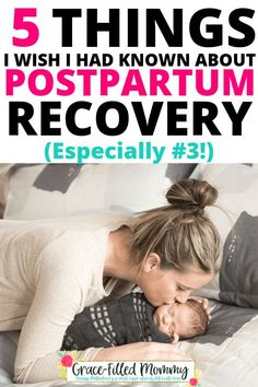 As first time moms, we don't alway know what to expect. Here are 5 things I wish I had known about postpartum recovery. Postpartum Care, Postpartum Recovery, Postpartum Depression, Post Natal Diet, Post Natal Care, Happy Pregnancy, Pregnancy Advice, After Birth, Postnatal Workout