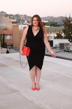 Plus Size Fashion - Torrid Dress - Lovely in LA - http://lovelyinla.tumblr.com/