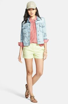 KUT from the Kloth 'Amelia' Denim Jacket | Nordstrom