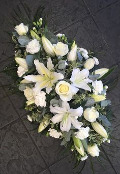 Rose and lily spray #Flowers #florist #Bouquets