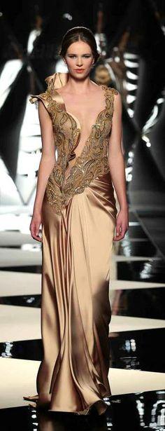 Mireille Dagher  Haute Couture 2014