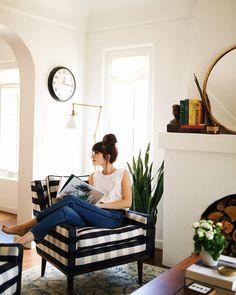 New Darlings - Living Room - Schoolhouse Jack Chair