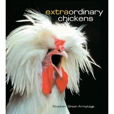 """""""Extraordinary Chickens"""" and the sequel """"Extra Extraordinary Chickens"""" by Stephen Green-Armytage deserves a place of honor on your coffee table."""