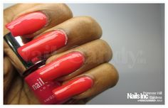 Nails Inc Spring Summer 2013 nail polish collection review and swatches -Primrose Hill Gardens