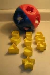 Childhood Memory Keeper: Retro Pop Culture from the and Tupperware Shape-O Ball toys 1980s Childhood, My Childhood Memories, Sweet Memories, Toy History, American History, British History, European History, History Facts, Vintage Toys 80s