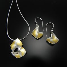 Jewelry by Judith Neugebauer at Smith Galleries JNJC NK467P, EKA163SW