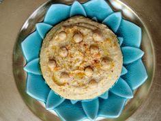 Smoky Orange Hummus is a delicious twist on a traditional hummus recipe. #recipes #hummus