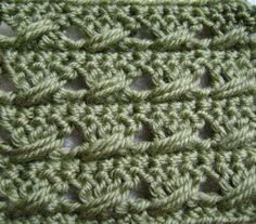 [Video Tutorial] Elegant Yet Easy-To-Crochet Pattern: Double Crochet With A Twist
