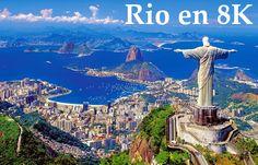 Captation et diffusion des JO de RIO 2016 en 8K... Au Japon seulement ! #JO #RIO #JO2016 #8K