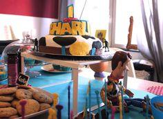 Toy Story birthday party - first birthday