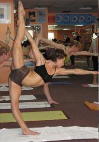 Standing Bow Pose - EMILY VENDEMMIA #Bikram