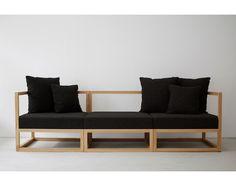 BUILDING Module Sofa / モジュールソファ Arm sofaのメイン写真