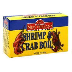 Zatarains Crab/Shrimp Boil (12x3OZ )