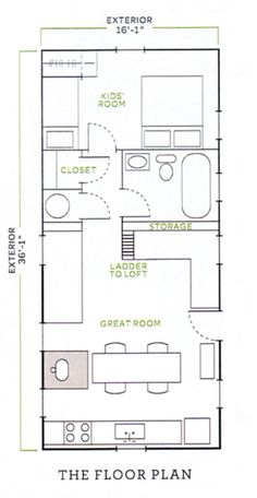 Inspired Whims: A Small House Big on Love