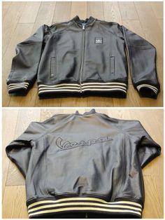 Jaket Kulit Adidas Vespa, Pesan Online Free Ongkir. Hubungi : 081703402482